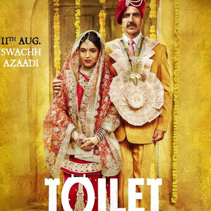 Toilet – Ek Prem Katha भी है लिस्ट में शामिल
