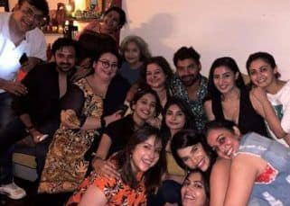 Kumkum Bhagya: Sriti Jha's party pictures with her co-stars looks like so much fun