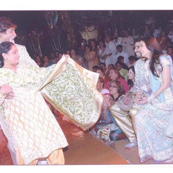 बिग बी और जया बच्चन ने दी शानदार परफॉर्मेंस
