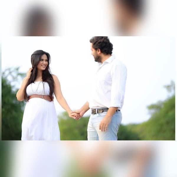 करवाया था रोमांटिक फोटोशूट