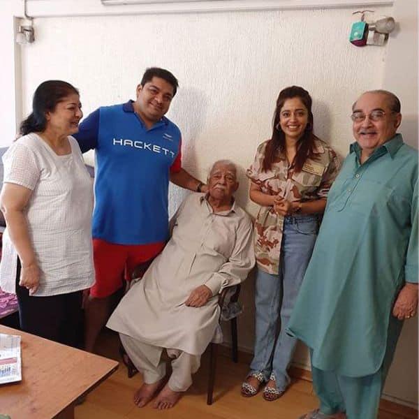 आए दिन शर्दुल सिंह के परिवार से मिलने जाती हैं नेहा