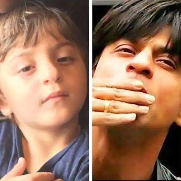 Shah Rukh Khan के लाडले हैं Abram Khan