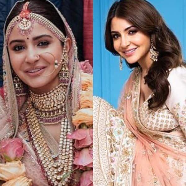 Anushka Sharma S Bridal Photoshoot Will Remind You Of Her