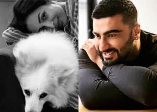 Arjun Kapoor and Malaika Arora turn photographers for each other but it's their comments on the pictures that is adorable
