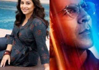 #WednesdayWisdom: Vidya Balan's take on Akshay Kumar getting prominence on the Mission Mangal poster will make you applaud for her, once again