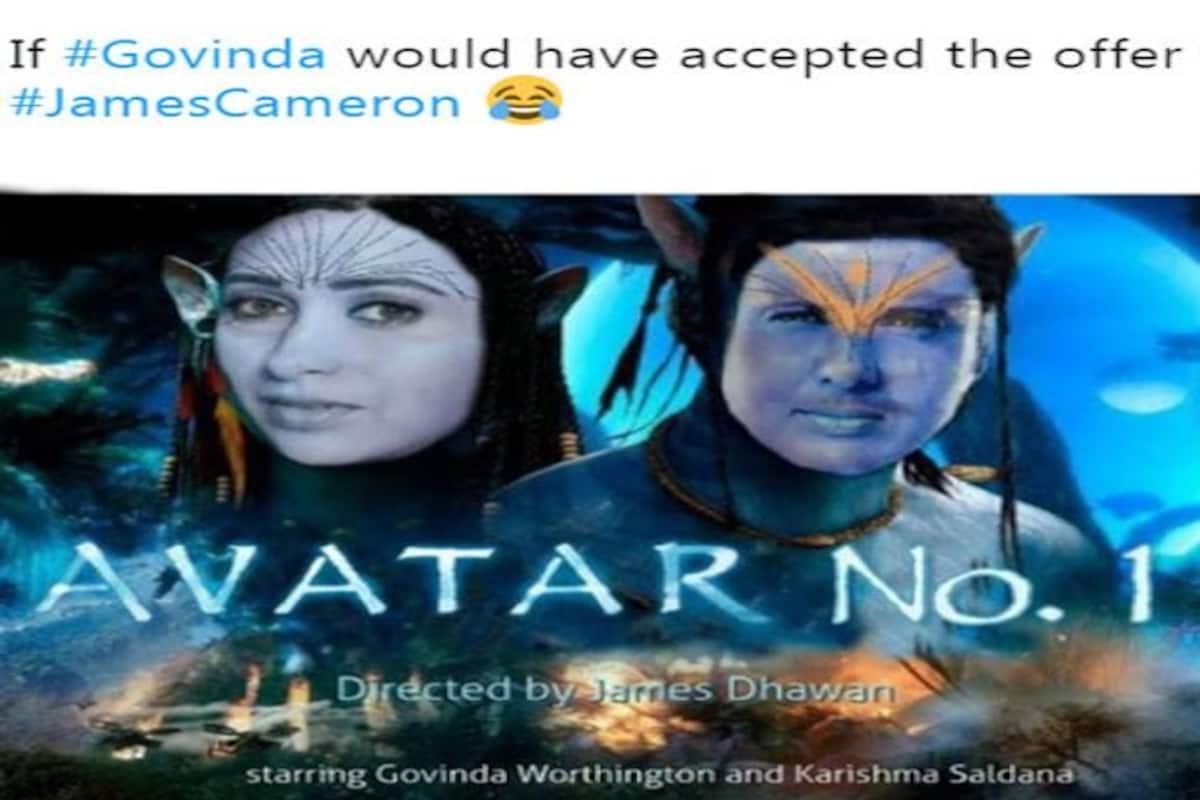 Monday Memes These Govinda X Avatar Jokes Will Drive Away Your