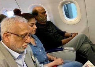 Darbar: Rajinikanth and Nayanthara head to Jaipur for the final schedule of this AR Murugadoss directorial