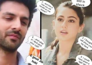Monday Memes: Sara Ali Khan and Kartik Aaryan's conversations are funny AF!