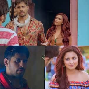 Jabariya Jodi Khwabfaroshi song: Sidharth Malhotra and Parineeti Chopra's love-hate equation make it a must watch