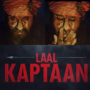 Laal Kaptaan teaser: On Saif Ali Khan's birthday we get to see his 'red' side