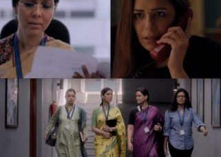 M.O.M - Mission Over Mars trailer | After Mission Mangal, Sakshi Tanwar and Mona Singh come together to retell the success story