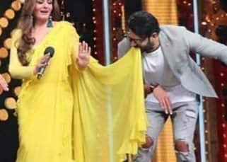 Saaho star Prabhas grooves to Salman Khan's Jumme Ki Raat with Raveena Tandon and we're floored!