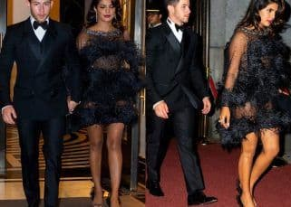 Priyanka Chopra and Nick Jonas SLAY the Bond theme at Joe Jonas' birthday party