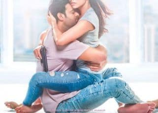Saaho new poster: Prabhas and Shraddha Kapoor cannot stay away from each other