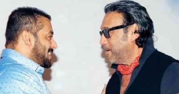 Did you know Jackie Shroff was the man behind Salman Khan getting his big-break with Maine Pyar Kiya? Here's how | Bollywood Life