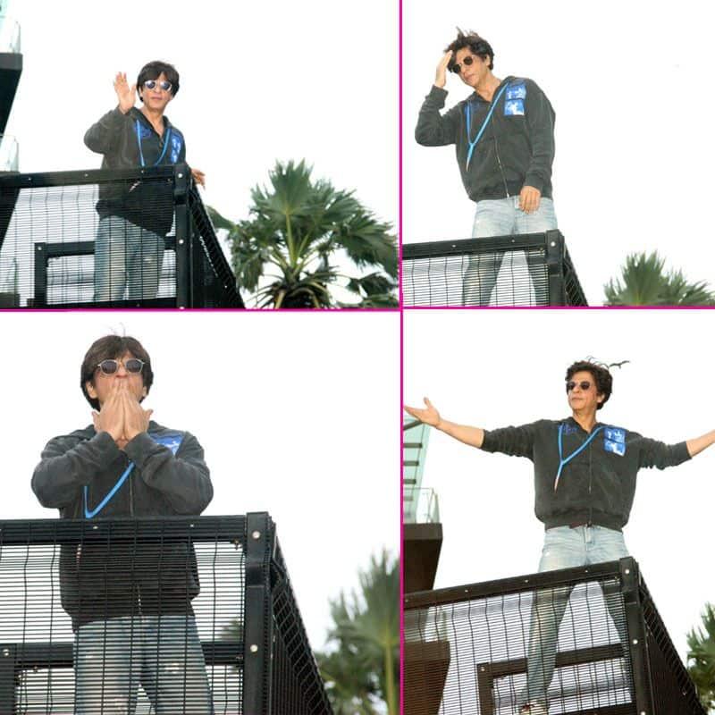 हमेशा की तरह ईद पर Shah Rukh Khan ने किया फैंस को विश