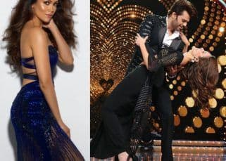 EXCLUSIVE! Nach Baliye 9: 'It is intimidating to share the stage with somebody like Maniesh,' admits co-host Waluscha De Sousa