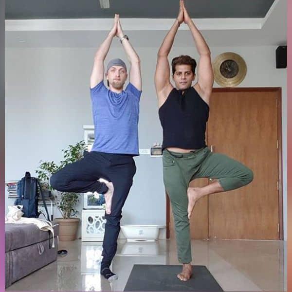 योगा सीखने का कोई भी मौका हाथ से नहीं जाने देते हैं Karanvir Bohra