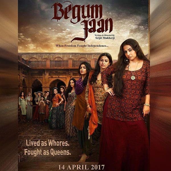 दसवें नंबर पर है Begum Jaan