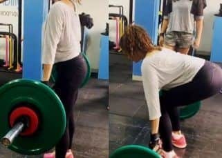 Drashti Dhami's glute workout will motivate you to train like a beast - watch video!