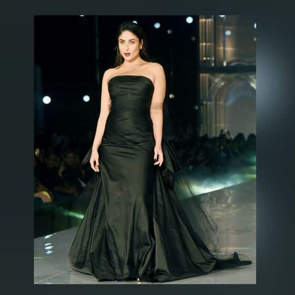 रैंप पर हुस्न की बिजलियां गिराती नजर आई Kareena Kapoor