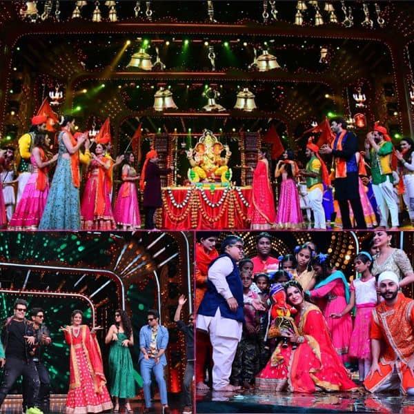 Singh Rajput और Shraddha Kapoor ने नच बलिए में जमाया रंग