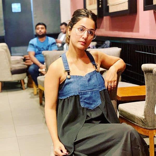 बॉयफ्रेंड रॉकी का इंतजार करती Hina Khan