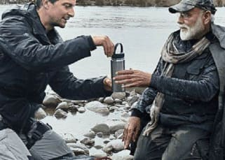 Man Vs Wild featuring PM Modi with Bear Grylls creates history by overtaking GEC leader Star Plus