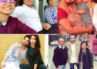 From Sriti Jha's to Dheeraj Dhoopar's, meet the real-life family of your favourite TV stars