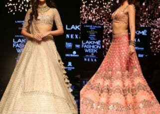 Lakme Fashion Week 2019: Ananya Panday steals the show with her debut walk not once but twice in a row! - watch videos