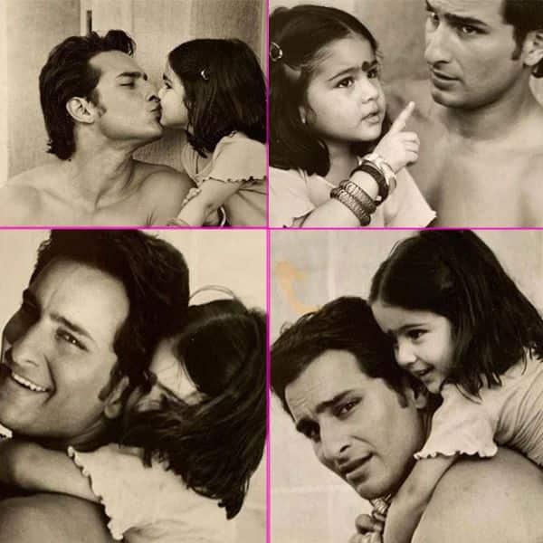 Sara Ali Khan के बचपन की तस्वीरे आपने देखी क्या?