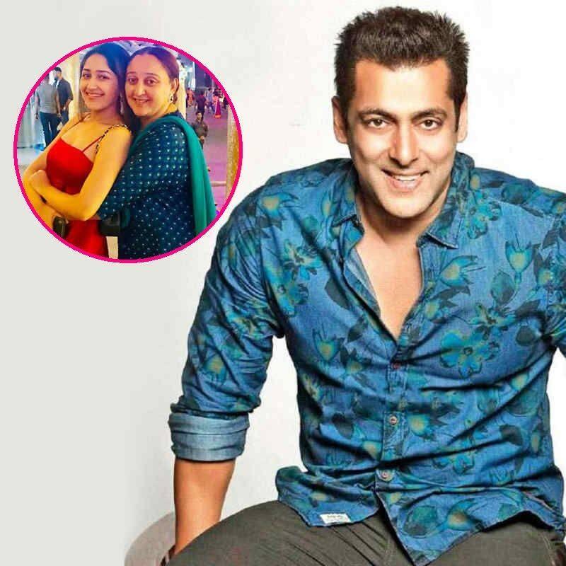 सलमान खान की एक्स-गर्लफ्रेंड की बेटी हैं अदाकारा सायशा सहगल