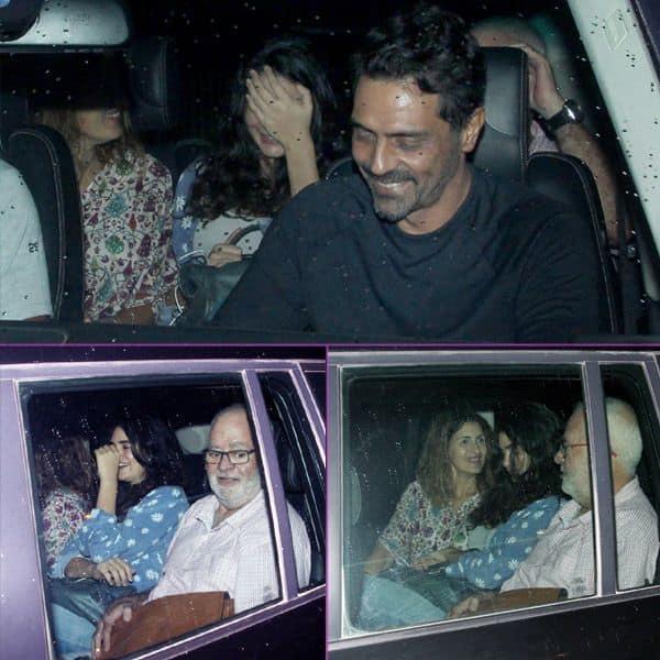 Gabriella Demetriades संग खाने का मजे लेने पहुंचे Arjun Rampal