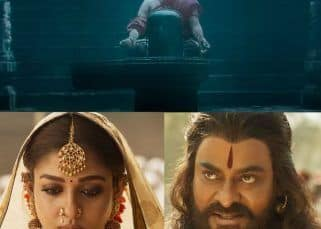 Sye Raa Narasimha Reddy Trailer | Chiranjeevi leads the first fight against the British and it looks impressive