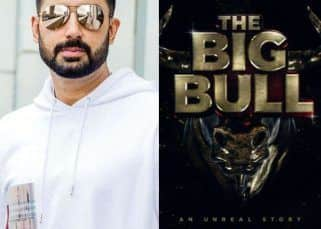 Abhishek Bachchan reunites with Ajay Devgn after seven years for The Big Bull - view pic