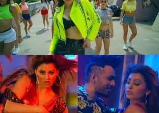 Bijli Ki Taar music video   Urvashi Rautela's dance moves are a winner in Tony Kakkar's single