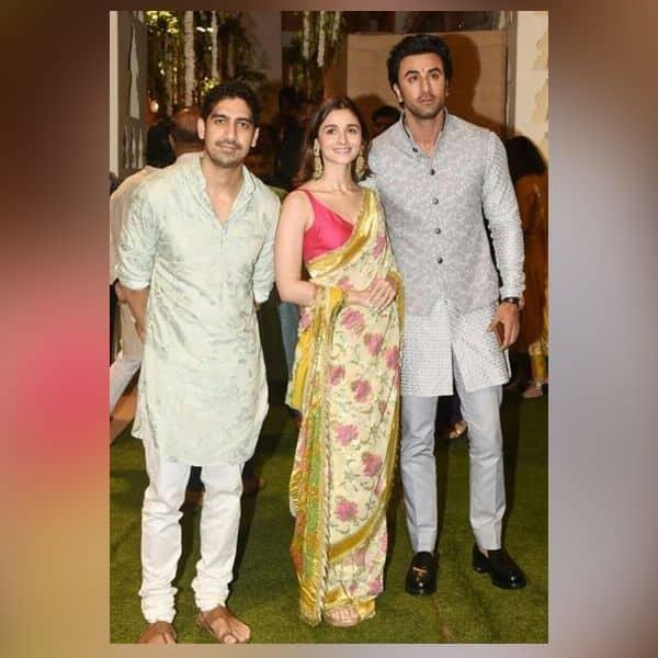 Ranbir Kapoor और Alia Bhatt के साथ नजर आया यह दोस्त
