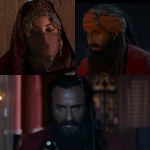 Laal Kaptaan trailer Chapter 2   Saif Ali Khan's thirst for revenge becomes gorier