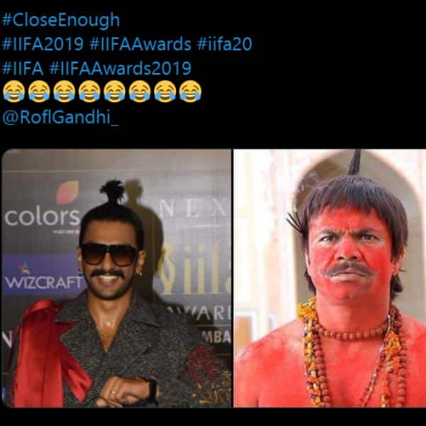 Monday Memes Ranveer Singh S Iifa 2019 Outfit Sparks Off A Meme