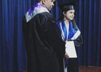 Taarak Mehta Ka Ooltah Chashmah's Palak Sidhwani aka Sonu cannot control as she bursts into dancing during her graduation