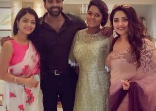 Bigg Boss Tamil former contestant Ramya NSK and actor Sathya tie knot in a low-key event - view pics