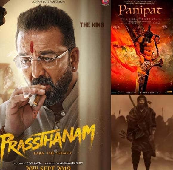 एक के बाद एक दमदार फिल्में लाने वाले हैं Sanjay Dutt
