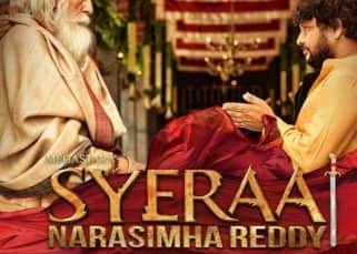 Sye Raa Narasimha Reddy: This brand new poster featuring Amitabh Bachchan begins the countdown for the trailer