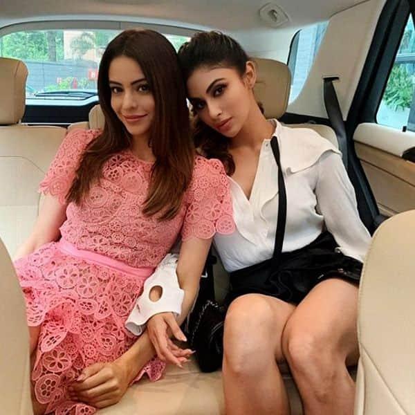 इस अदाकारा की बेस्ट फ्रेंड है Aamna Sharif