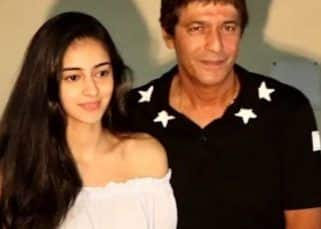 Chunky Panday got teary-eyed while watching THIS scene of daughter Ananya's in Student Of The Year 2 (EXCLUSIVE)