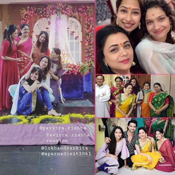देखिए Ankita Lokhande की गणेश उत्सव की तस्वीरें