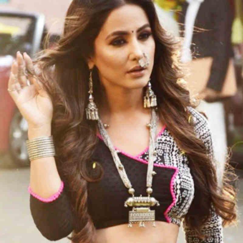 नकारात्मक किरदार के लिए पहचानी जाती हैं हिना खान