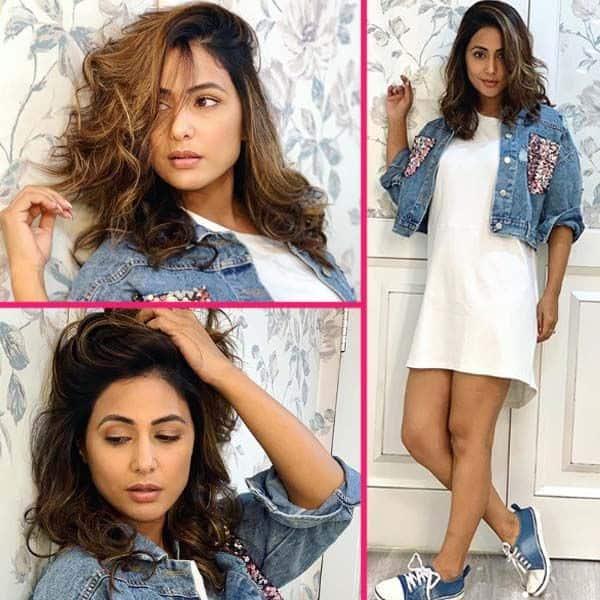 हिना खान की नई तस्वीरों से नजरें नहीं हटा पाएंगे आप