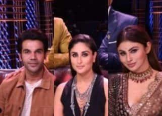 Dance India Dance 7: Rajkummar Rao, Mouni Roy promote Made In China on Kareena Kapoor Khan's show