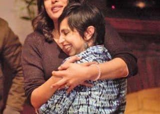 The Sky Is Pink: When Priyanka Chopra hugged director Shonali Bose and couldn't stop crying